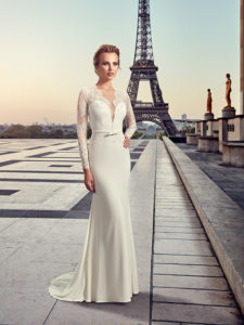 robe de mariee-marie lp-wedding planner-Montpellier