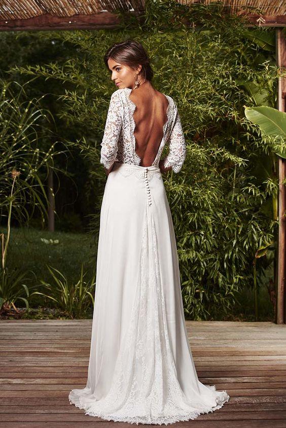 Ma robe de mariée : j'en fais quoi après